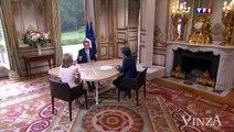 Hollande révèle sa nuit avec Merkel (VinzA)