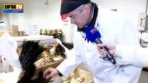 Grippe aviaire: aucune inquiétude sur le marché de Rungis
