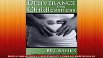 Deliverance from Childlessness Power for Deliverance