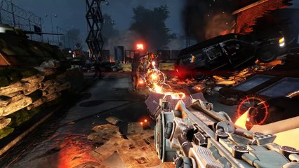 PlayStation Experience 2015  Killing Floor 2 Conversation   PS4 de Killing Floor 2
