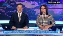 """Deputatul Alina Zotea (PL) s-a adresat cu un demers României, prin care cere ca socialistul Vlad Bătrîncea să fie declarat persona non-grata """"Gestul acestuia aduce o ofensă gravă românilor de pe ambele maluri ale Prutului"""""""