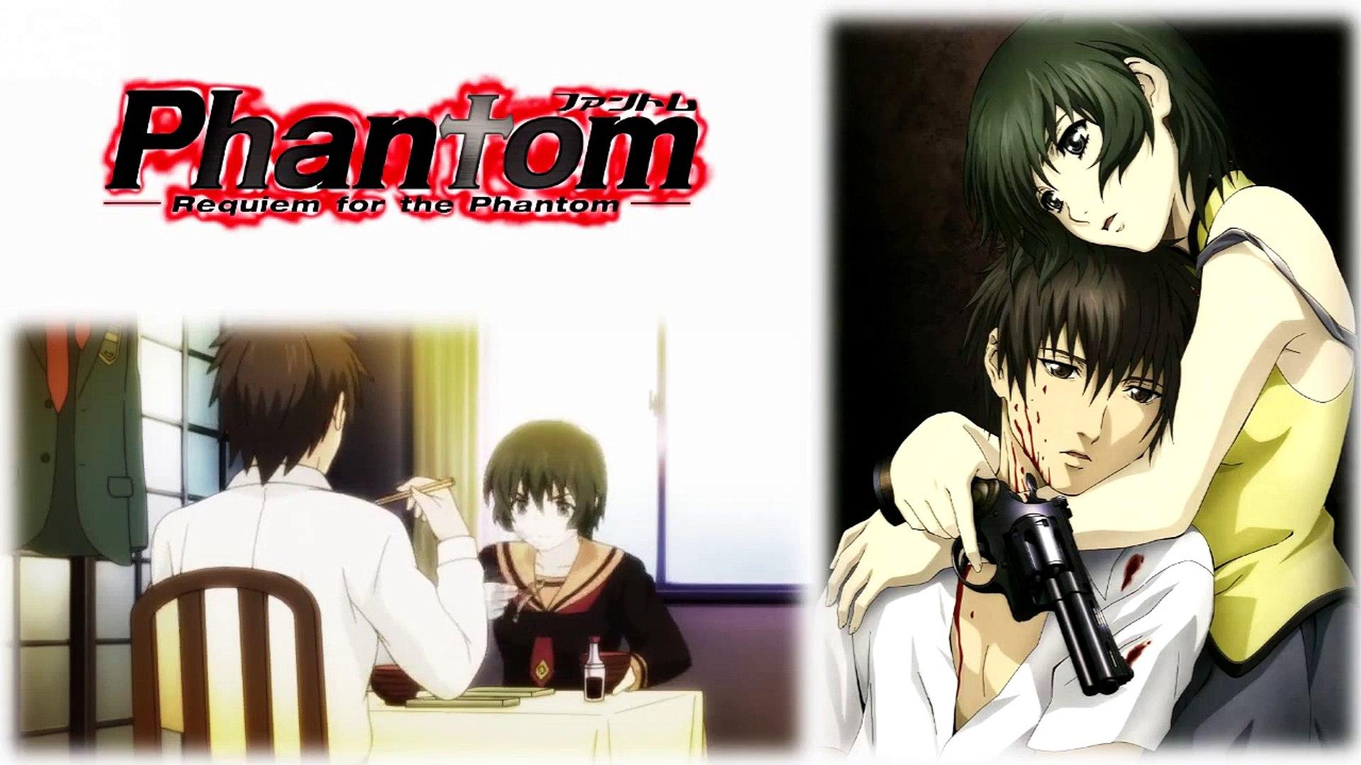 Phantom: Requiem for the Phantom OP 2 「Senritsu no Kodomotachi」
