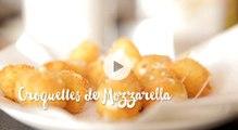 Comment réaliser des croquettes fondantes de Mozzarella ? - Gourmand