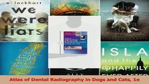 PDF Download  Atlas of Dental Radiography in Dogs and Cats 1e Download Full Ebook