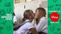 Best Japanese Vines of Japanese High school girl 2015   The Best Vine