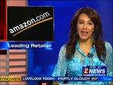 News anchor offers his own theory as to how amazon has surpassed wal-mart