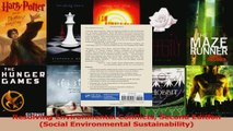 Download  Resolving Environmental Conflicts Second Edition Social Environmental Sustainability PDF Online