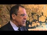 Roma - Mattarella incontra il Ministro degli Esteri della Federazione Russa (11.12.15)