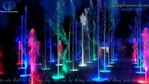 Đài phun nước nhạc nước tạo hình nghệ thuật