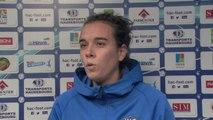 Coupe de France  Féminines / Avant HAC - Lillers, ITV de Fanny Caron, Marine Allez et Mathilda Kerlogot