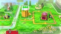 Lets Play Super Mario 3D World Part 2: Plantschen mit Plessie und Luigi
