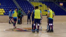 FCB Hoquei: Prèvia FC Barcelona Lassa-Porto amb Ricard Muñoz i Xavi Barroso