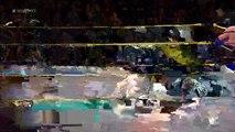 Finn Bálor & Apollo Crews vs. Samoa Joe & Baron Corbin- WWE NXT, Dec. 9, 2015