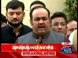 Khawaja Izharul Hasan slams PPP over Rangers powers controversy