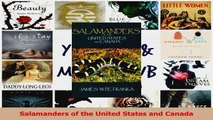 PDF Download  Salamanders of the United States and Canada Download Online