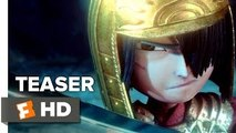 Kubo and the Two Strings Official Teaser Trailer #1 (2015) - Rooney Mara Animated Movie HD