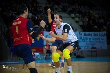 Ligue A 15-16' - Cannes -GFCA : La Balle de Match !