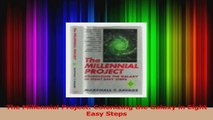 PDF Download  The Millennial Project Colonizing the Galaxy in Eight Easy Steps PDF Full Ebook