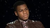 So, Did Star Wars Star John Boyega Keep His Lightsaber or What?