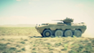 FNSS - Pars 8X8 Infantry Fighting Vehicle Live Firing Tests