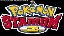 Pokemon Stadium 2 OST 64/92 Kanto Leader Battle