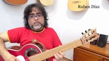 Thanks to Paco de Lucia now the guitar has the main role in flamenco / Q & A Ruben Diaz flamenco guitar lessons Skype