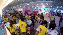 핑크퐁! 2015 코엑스 서울국제유아교육전에서의 뜨거운 현장!