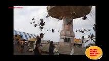 Horrible Theme Park Accidents Accidentes Mortales Video