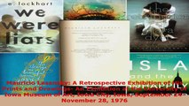 Download  Mauricio Lasansky A Retrospective Exhibition of His Prints and Drawings An Exhibition at Ebook Free