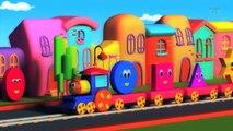Bob, The Train | Animal Sounds Song and More Nursery Rhymes With Bob | Popular Nursery Rhy