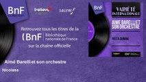 Aimé Barelli et son orchestre - Nicolasa