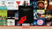 Read  The Crime Writers Handbook Allison  Busby Writers Guides Ebook Free