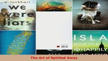 Download  The Art of Spirited Away EBooks Online