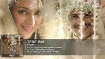 'TERE BIN' Full AUDIO song - Wazir - Farhan Akhtar, Aditi Rao Hydari - Sonu Nigam, Shreya Ghoshal