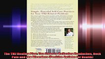 The TMJ Healing Plan Ten Steps to Relieving Headaches Neck Pain and Jaw Disorders