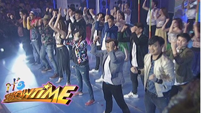 It's Showtime: Amazing performances of It's Showtime family