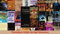 Download  Thursdays Child An Epic Romance Ebook Free
