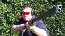 The Shooting Show plentiful pigeon shooting with Geoff Garrod and CLA news special