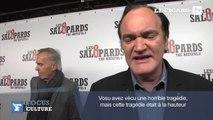 Tarantino : «Je suis fier des Parisiens»