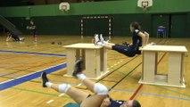 Volley - Ligue A (F) - SF Paris Saint-Cloud : Une équipe à la préparation atypique