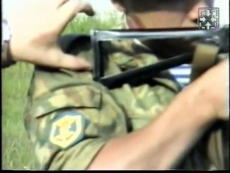 Стрельба из боевого оружия. Ошибки при изготовке для стрельбы стоя.