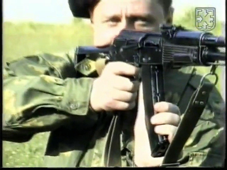 Стрельба из боевого оружия. Изготовка для стрельбы стоя с АК.