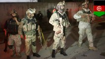 Car bomb explosion rocks Kabul embassy district as Taliban mounts suicide attack