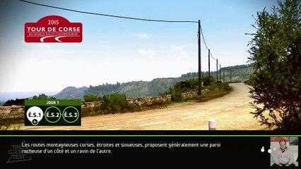 WRC5   découverte du jeu de rallye