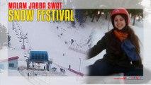 Snow Festival Malam Jabba Swat