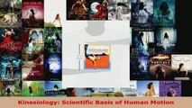 Read  Kinesiology Scientific Basis of Human Motion EBooks Online