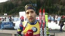 Biathlon - CM (H) - Hochfilzen : Fourcade «Une super course»