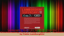 Download  Lamborghini Supercars 50 Years From the Groundbreaking Miura to Todays Hypercars  Ebook Online