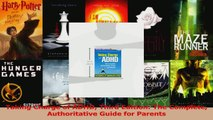 Read  Taking Charge of ADHD Third Edition The Complete Authoritative Guide for Parents PDF Online