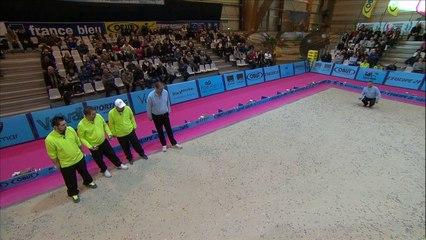 Journal du Trophée des Villes 2015 - Episode 4 : Nice vs. Carcassonne (1/4 de finale)